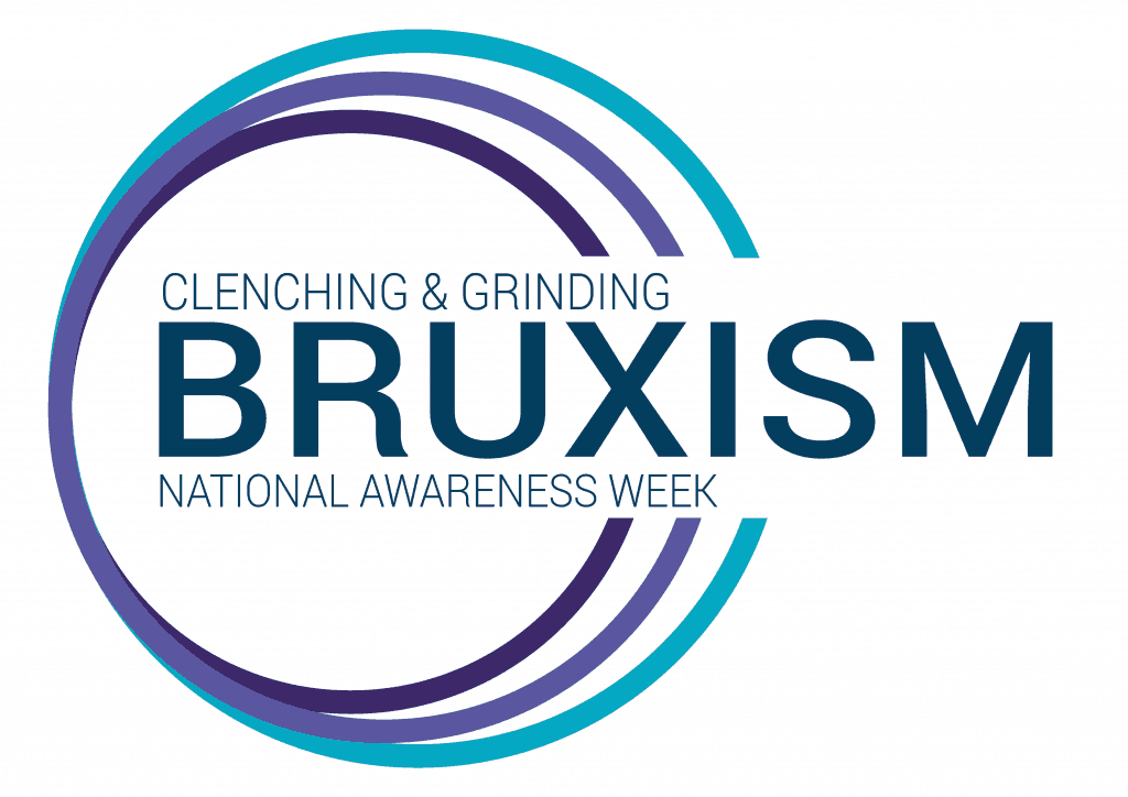 bruxism awareness week logo