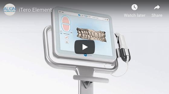 itero digital scanning video